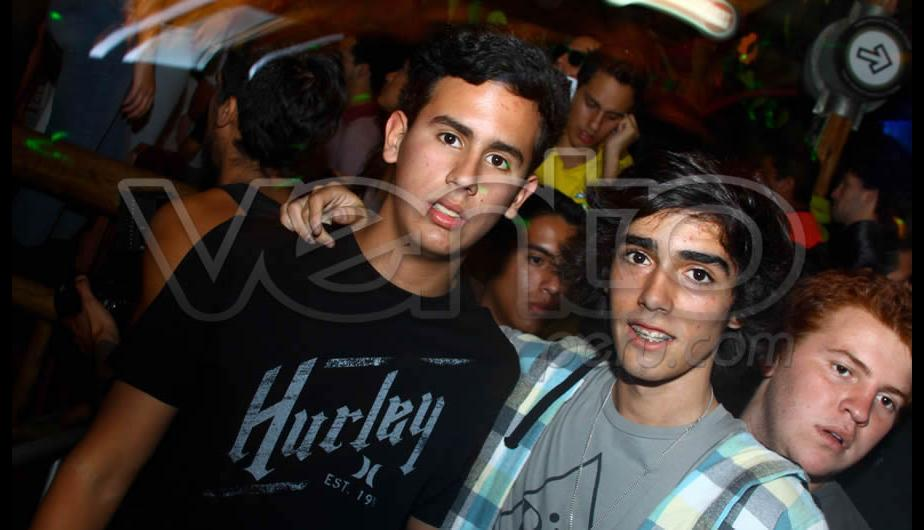 FOTOS: Bareto puso la juerga en Mister Fish de Barranco