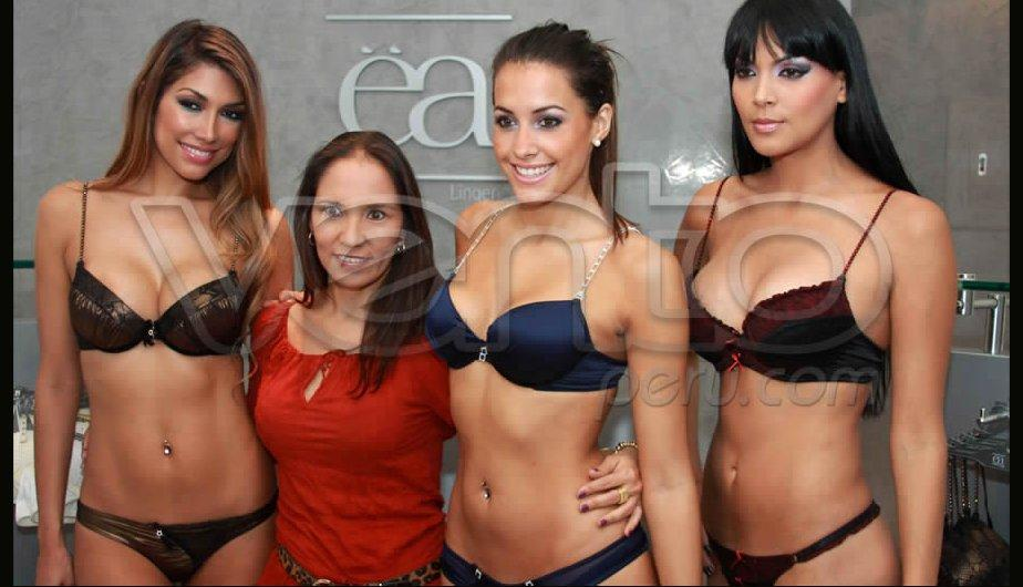 FOTOS: Sensualidad y belleza en desfile EA Lingerie