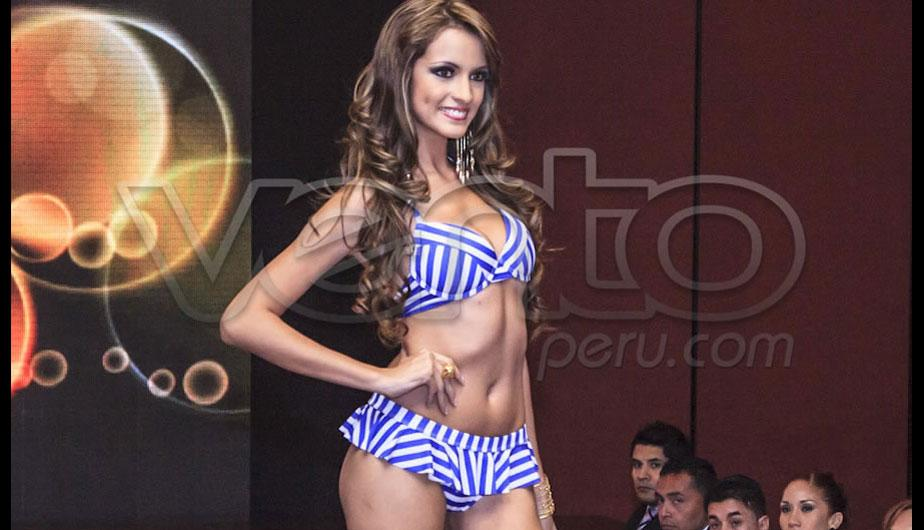 FOTOS: Presentaci&oacute;n de Miss Per&uacute; 2012
