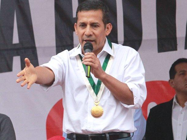 Ollanta Humala: Los representantes del pueblo tiene la responsabilidad de saber opinar 