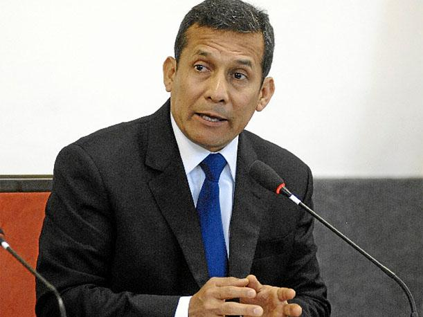 Oficializan nuevo viaje de Ollanta Humala a Suiza, Alemania, B&eacute;lgica y Francia