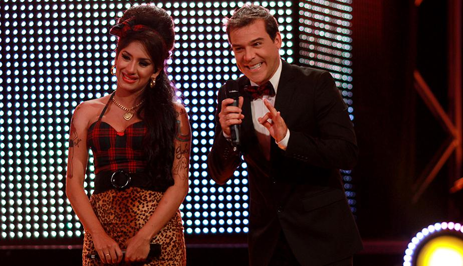 FOTOS: Amy Winehouse peruana orgullosa de su honroso tercer lugar en Yo Soy