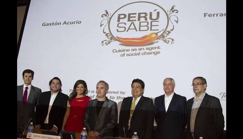 FOTOS: As&iacute; presentaron el documental &quot;Per&uacute; Sabe&quot; en la sede de ONU en Nueva York