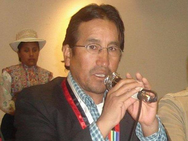 Jefe del INPE: &Oacute;scar Mollohuanca ser&aacute; excarcelado este mi&eacute;rcoles al mediod&iacute;a 