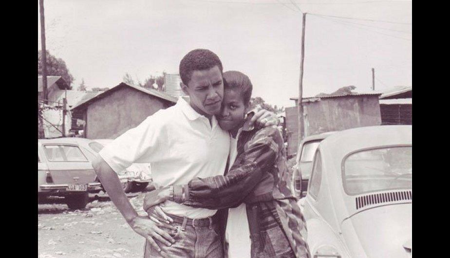 FOTOS: Michelle Obama se estrena en Pinterest y comparte su vida privada