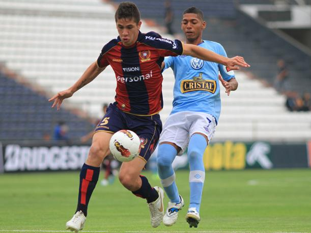 Copa Libertadores Sub-20: Sporting Cristal perdi&oacute; ante Cerro Porte&ntilde;o 