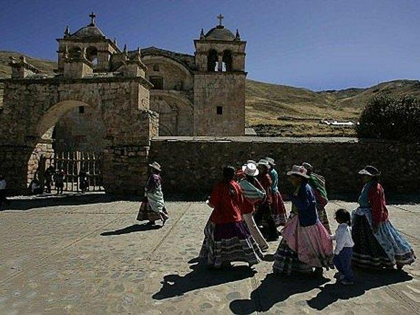 Arequipa: Pondr&aacute;n en valor ciudad de piedra del Valle del Colca