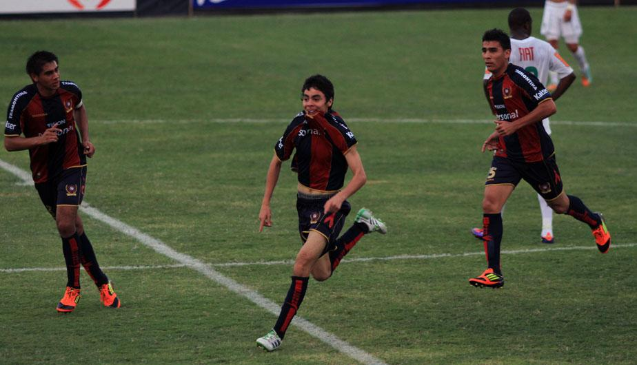 FOTOS: Cerro Porte&ntilde;o y Am&eacute;rica MG igualaron 1-1 por la Libertadores Sub 20