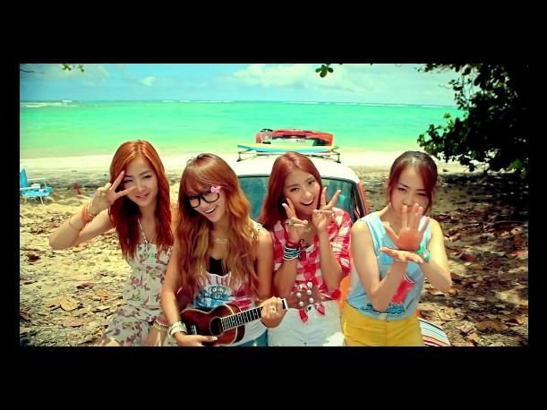 "Corea: SISTAR revela su video musical ""Loving U"""
