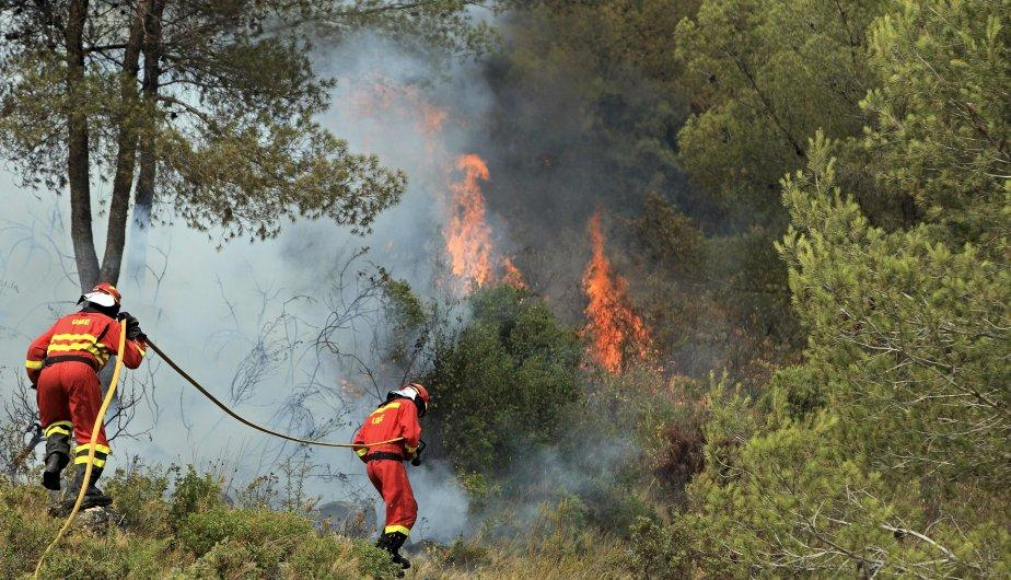 FOTOS: Vea los incendios forestales que causan caos en Espa&ntilde;a
