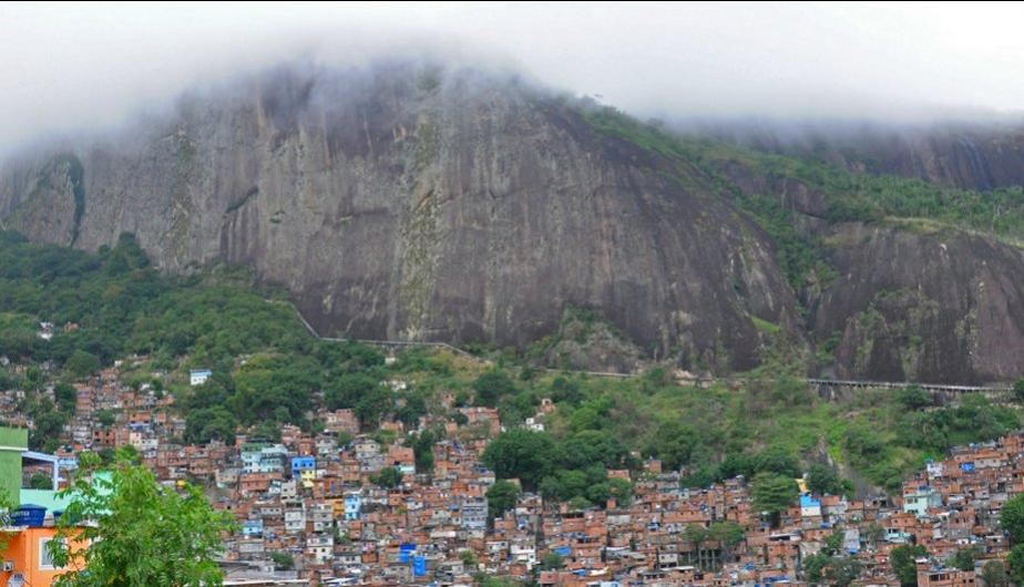 FOTOS: La nueva cara de la favela m&aacute;s grande de Brasil 