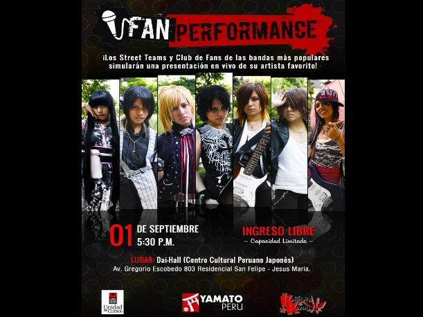 Yamato Per&uacute; presenta el nuevo &#039;Fan Performance&#039;