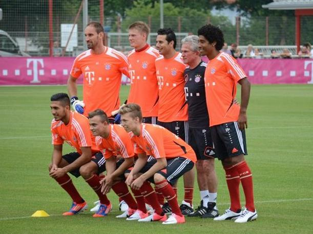 Claudio Pizarro inicia pretemporada con Bayern Munich 