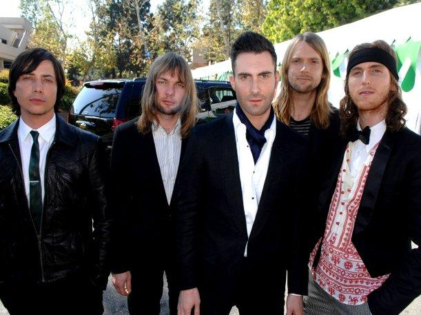 Maroon 5 presenta nuevo disco Overexposed