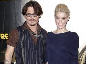 ¡Johnny Deep no oculta su amor por Amber Heard!