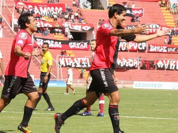 Melgar hizo respetar su campo y sum&oacute; tres puntos importantes