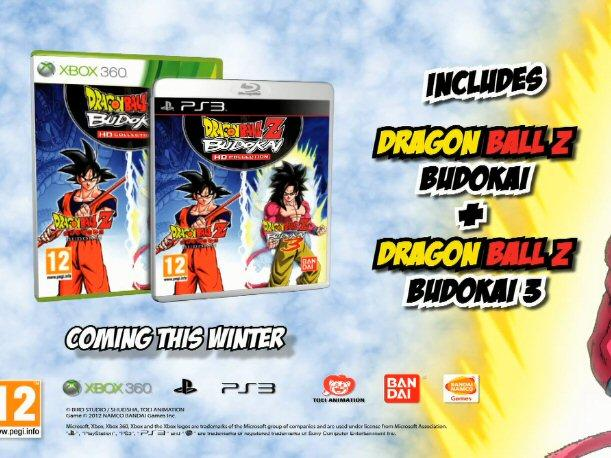 VIDEO: Nuevo tráiler de Dragon Ball Z Budokai HD Collection