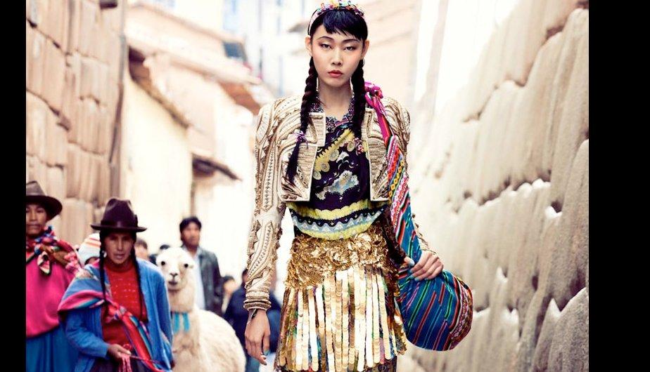 FOTOS: Vogue Korea, una edici&oacute;n inspirada en el Per&uacute;