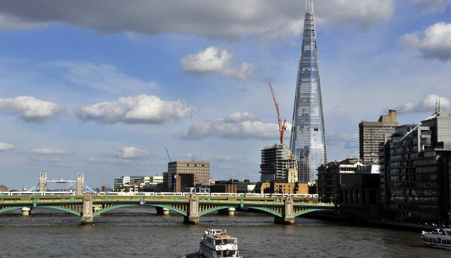 FOTOS: Vea al Shard, el edificio m&aacute;s alto de Europa