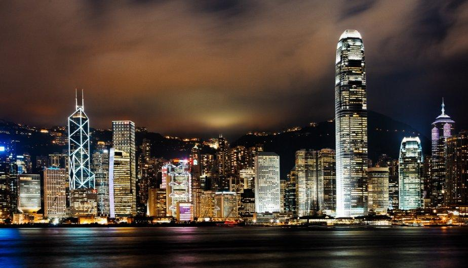 1.Hong Kong. (Foto: FotoPedia)