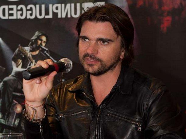 Juanes quiere que M&eacute;xico no sufra la misma violencia que se sufre en Colombia