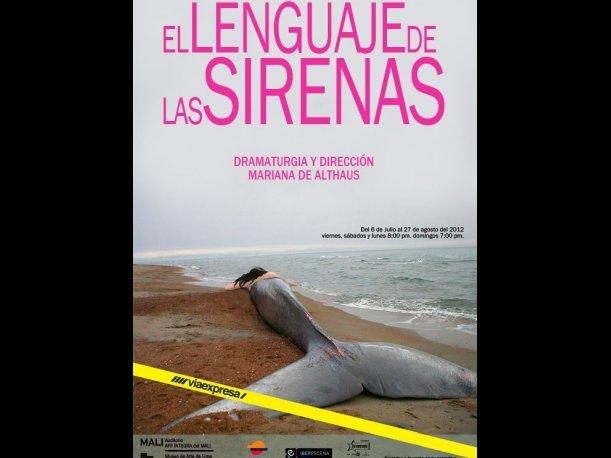 Colectivo V&iacute;aExpresa presenta El Lenguaje de las Sirenas en el MALI