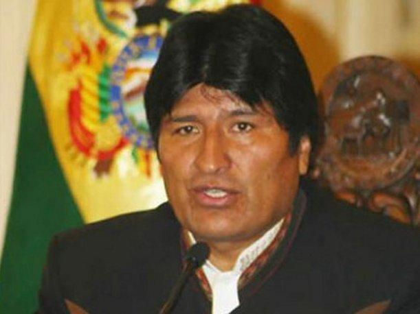 Vinculan a Evo Morales con narcotraficante brasile&ntilde;o