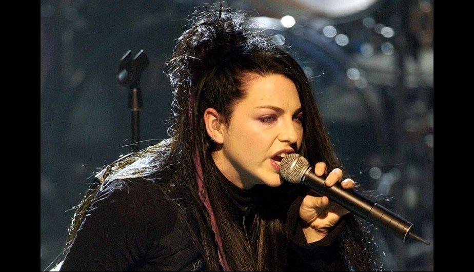 FOTOS: Amy Lee, la musa de Evanescence