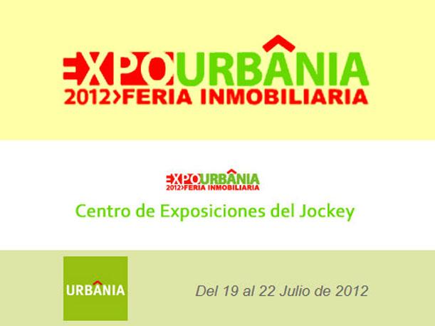 Expo Urbania ofrece 30 mil inmuebles hasta el pr&oacute;ximo domingo 22 de julio