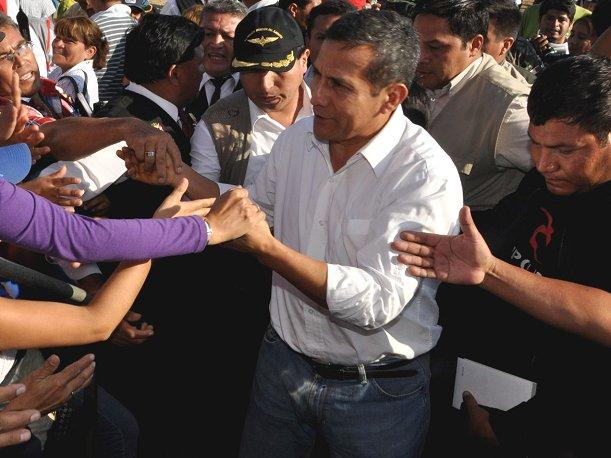 Cajamarca: Disponen sancionar a funcionaria por insultar a Ollanta Humala por Conga 