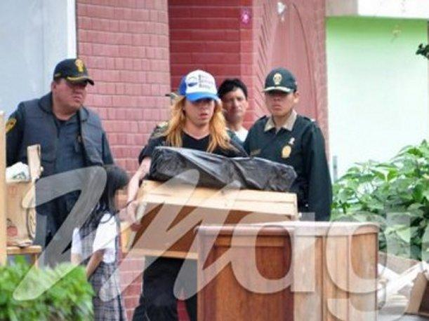 Yo Soy: Axl Rose peruano fue desalojado de su casa