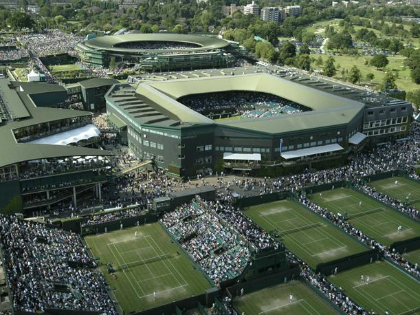 El All England Tennis Club sera la 'catedral' olímpica