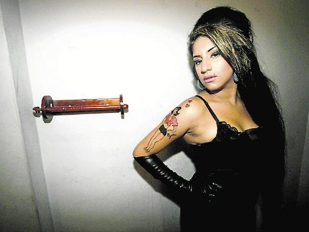 &#039;Amy Winehouse peruana&#039; brindar&aacute; show con guitarrista de la fallecida cantante