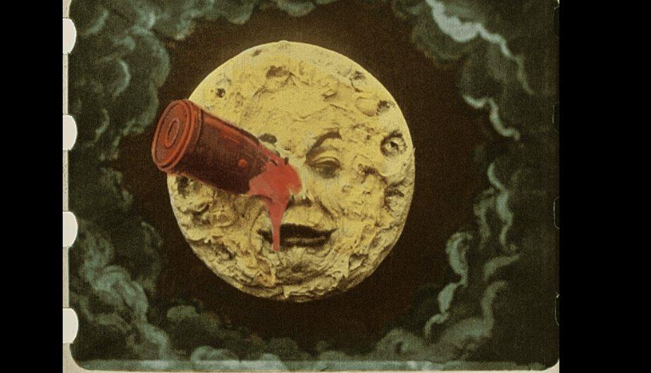 Viaje a la Luna: Cuando el cine era demasiado bello para ser falso (FOTOS)