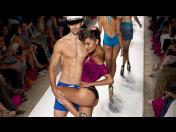 Todo el glamour del desfile Mercedes-Benz Fashion Week Swim 2013 (FOTOS)