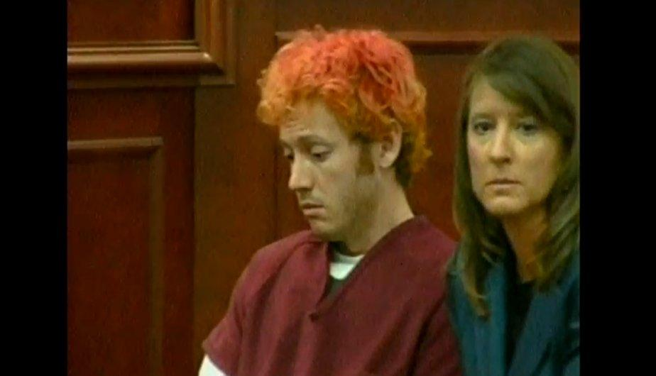 Masacre en Denver: As&iacute; luce James Holmes ante la justicia de Estados Unidos (FOTOS)