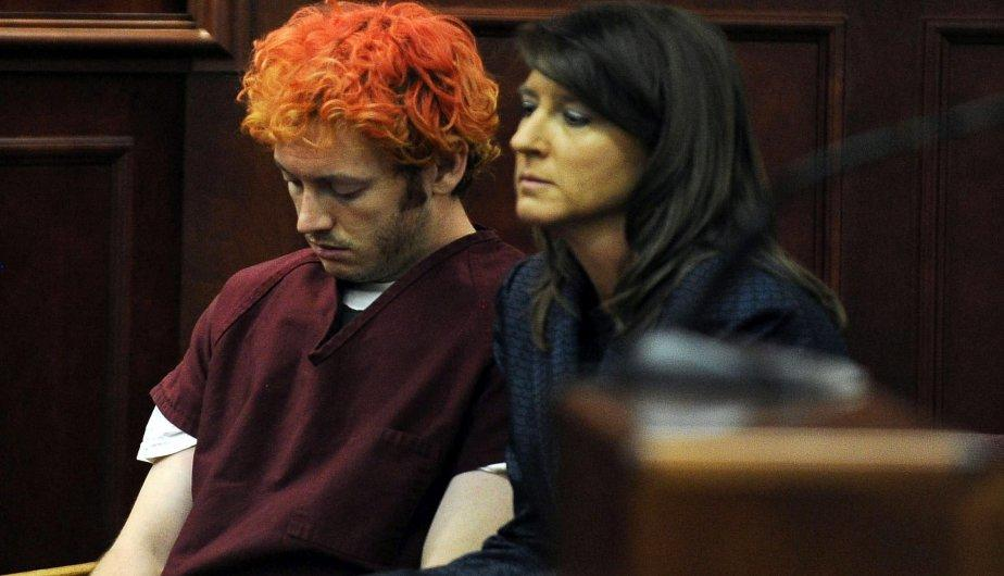 Masacre en Denver: Lo que no se vio del juicio a James Holmes (FOTOS)