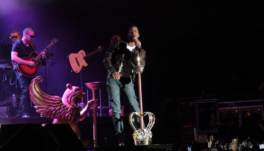Romeo Santos obsesion&oacute; Lima en una noche de aventura (FOTOS)