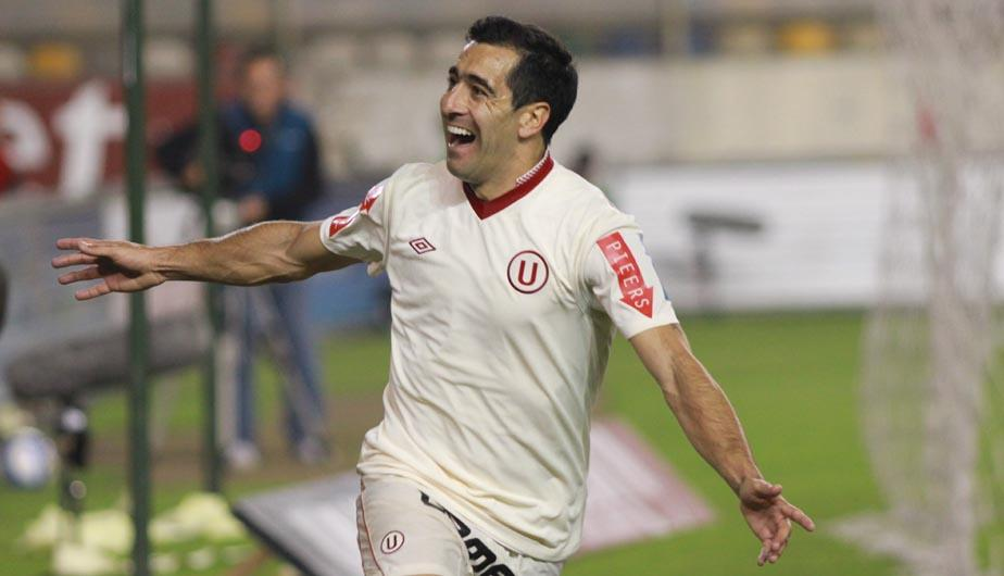 Universitario empata 1-1 ante Vallejo (FOTOS)