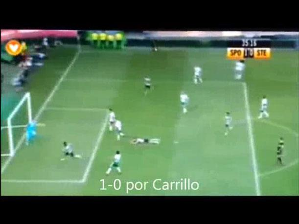André Carrillo anotó un doblete: Mira los goles de la 'Culebra' (VIDEO)
