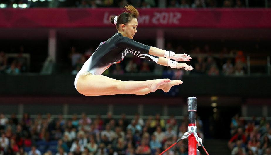 Londres 2012: Gimnasia art&iacute;stica en los Juegos Ol&iacute;mpicos (FOTOS)