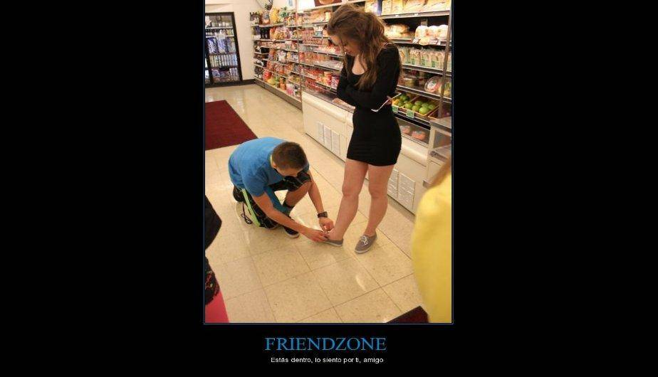 Memes retratan la temida &quot;Friendzone&quot; (FOTOS)