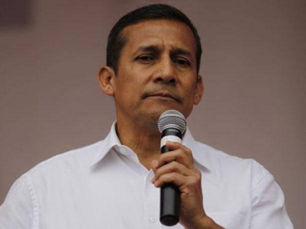 Ollanta Humala: El Per&uacute; no necesita un Estado panz&oacute;n y obeso, sino m&aacute;s &aacute;gil