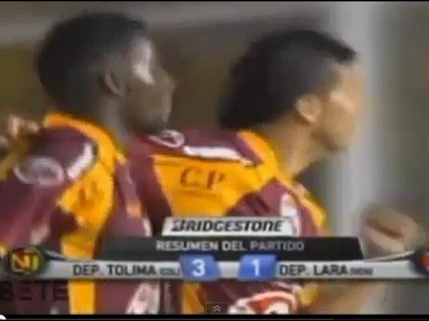 Copa Sudamericana 2012: Goles del Deportes Tolima 3-1 Deportivo Lara