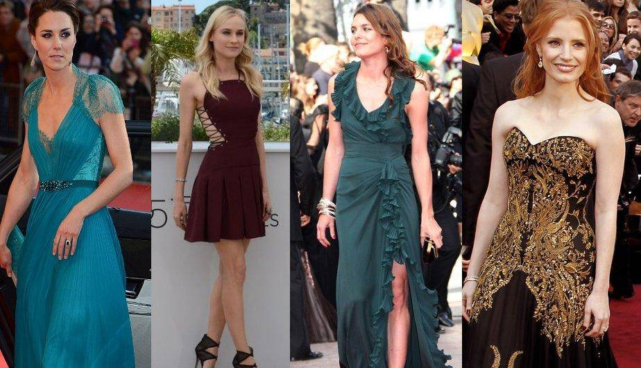 Vanity Fair: La lista de las mujeres mejor vestidas (FOTOS)