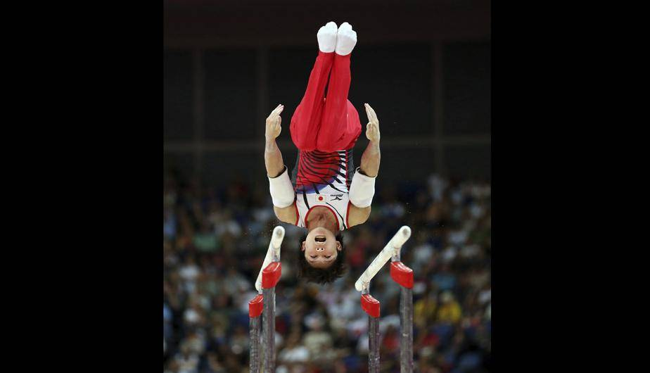 Londres 2012: Lo mejor de la gimnasia art&iacute;stica (FOTOS)