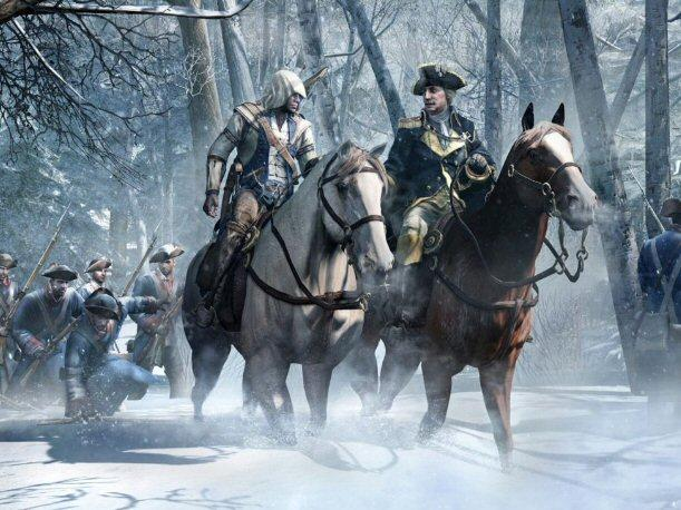 Nuevo tráiler de Assassin's Creed III (VIDEO)