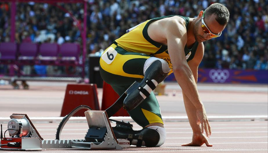 Oscar Pistorius, el primer atleta amputado en participar en unos Juegos Ol&iacute;mpicos (FOTOS)
