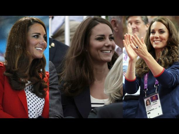 Los looks olímpicos de Kate Middleton en Londres 2012 (FOTOS)
