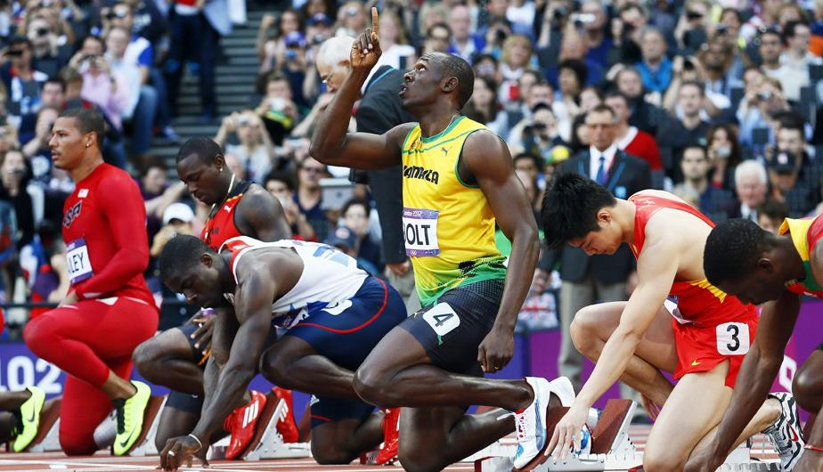 Londres 2012: Usain Bolt, el hombre m&aacute;s r&aacute;pido del planeta (FOTOS) 